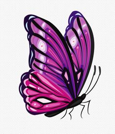 butterfly clipart png purple butterfly clip art 2796*3251 png download Free transparent background butte in 2020 Butterfly art Butterfly drawing Purple butterfly