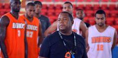 Melvyn López toma las riendas de Indios Basketball Club