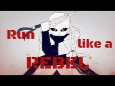 Run like a Rebel [Animation Meme] - Underverse ( Undertale AU ) - YouTube Undertale Au, Rebel, Animation, San, Running, Youtube, Fictional Characters, Videos, Keep Running