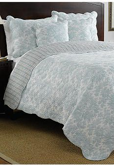 Ivy Hill Home Tudor Quilt Collection-Belk