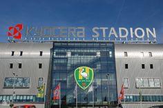 Dit is het stadion van ADO.