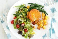 19 februari - Eikenbladslamelange in de bonus - Dagje zonder vlees? Met dit gerecht mis je het geen moment - Recept - Allerhande