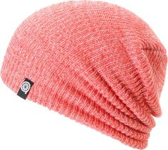 Aperture Pedro Red Speckle Beanie