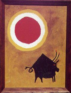 Ferdinand the Bull Ferdinand The Bulls, Bad Art, Picasso, Moose Art, Flag, Country, Animals, Animales, Rural Area