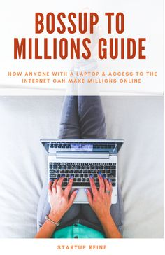 Did you know that with your laptop and access to the internet, you could be rubbing shoulders with the rich? This free guide teaches you how to make money online, create passive income online and make your online work for you. side income, you need to check this website out as soon as you can. | Make Money Online | Passive Income | Work From Home | Jobs | Marketing | Side Hustle | Business |  #jobs #passiveincome #workfromhome #makemoneyonline #money #makemoneyonline #passiveincome