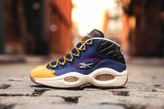 92fda206c76f Reebok Pays Homage to Allen Iverson s Influential Style via the Question  Mid