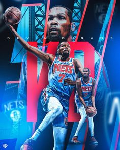 Kevin Durant Wallpapers, Nba Wallpapers, Nba Kevin Durant, Nba Pictures, Nba Fashion, Sports Graphic Design, Brooklyn Nets, Nba Players, Best Player