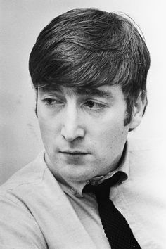 John Lennon was one fine looking man