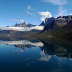 Greenland Fjord Wallpapers in jpg format for free download