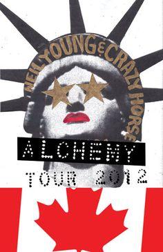 Neil Young News: Tuscaloosa, AL Reviews – Neil Young & Crazy Horse Concert, Oct. 25