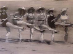 Bas Migchels - Beach dancers