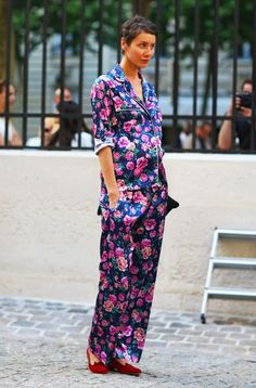 a4fa3c46a6 Como usar looks tipo pijama Street Peeper