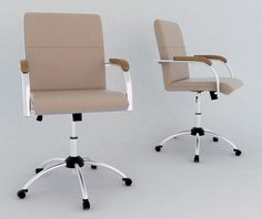 Office chair SAMBA | 3D model