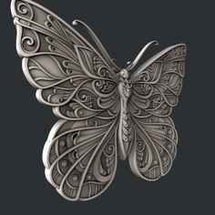 STL models for CNC router butterfly image 0 Routeur Cnc, Cnc Router, 3 D, Router Setting, Router Projects, Stl File Format, Clay Wall Art, 3d Printer Designs, Metal Embossing