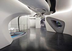 Roca London Gallery by Zaha Hadid Architects