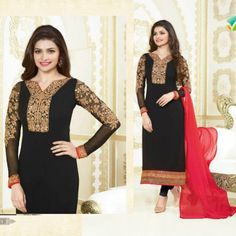 Kaseesh Prachi Vol 8 !!! Stunning collection of salwar kameez style suits modeled by Prachi Desai.  PURCHASE ONLINE :  http://ift.tt/1WOhzRe  NEXT DAY DELIVERY AVAILABLE UK NATIONALLY  EXPESS STITCHING SERVICE PAY OVER THE PHONE WITH CONFIDENCE WE ACCEPT ALL MAJOR CREDIT AND DEBIT CARDS  Whatsapp us  TEXT or CALL : 447753217536  DM Or COMMENT to Order  #Completethelookz #DesiCouture #Hudabeauty #Anarkali #Dress #ReadyMadeSuits #Gowns #Asian #DesiFashion #Asianfashion #Hudabeauty #Eid…
