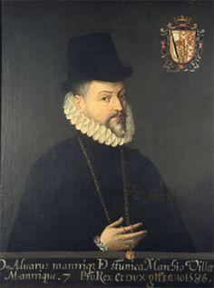 AlvaroManriquedeZugniga.jpg. I marqués de Villamanrique.