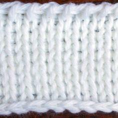 Tunisian crochet instructions