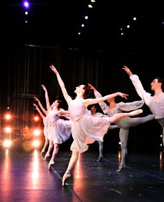 Allegro Brillante Choreography by George Balanchine © The Balanchine Trust photo by Melissa Dooley