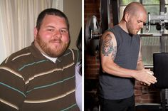 Zach Loses 95 Pounds After Rebooting