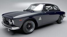 1965 Alfa Romeo Giulia Sprint GTA by *SamCurry on deviantART