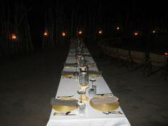 Vumbura Plains North Camp prepares for Earth Hour 2014