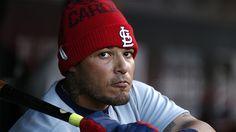 Yadier Molina fijó marca de juegos disputados como receptor de los Cardenales