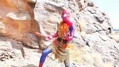 Spiderman & Frozen Elsa vs joker Prank w Superman & Pink spidergirl vs doctor - Fun Superhero Movie Spider-Man is a fictional superhero appearing in American. Cars Cartoon, Cartoon Fun, Cool Cartoons, Spiderman 2016, Superman And Spiderman, Kids Nursery Rhymes Songs, Kids Songs, Spiderman And Frozen, Real Life Video