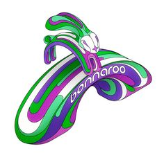 """""""Bonnaroo identity 2016"""" by Charles Williams on Inspiration Is."""