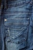 blue jeans pocket close up photo stock photography