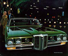 1970 Pontiac Bonneville 4 door hardtop