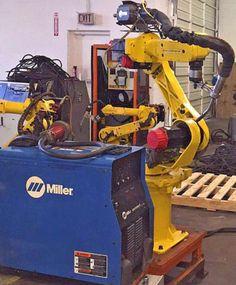 7 Best Industrial robots images in 2017 | Industrial robots, Blue