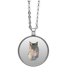 You'll say ooh-la-la when you see the Little Dove Bobca... Check it out! http://catrescue.myshopify.com/products/little-dove-bobcat-circle-necklace?utm_campaign=social_autopilot&utm_source=pin&utm_medium=pin
