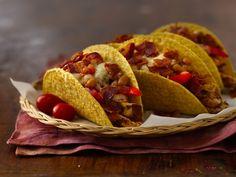 Wild West Sizzlin' Chicken Tacos  (not sure how healthy)