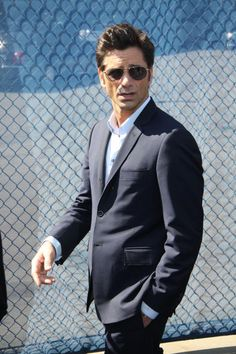 John Stamos - yep Uncle Jesse could get it too.