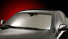Intro-Tech Bubble Custom Car Sun Shade For Ford 2009-2014 F-150