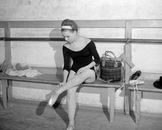 Orosz Adél balettművész.