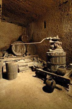 Pozzo della Cava, Orvieto (TR)