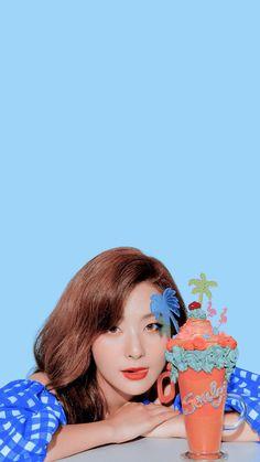Fun Things — 레드벨벳(Red velvet) - 'Summer magic' 자물쇠/집. Kpop Girl Groups, Korean Girl Groups, Kpop Girls, Good Girl, Red Velvet Seulgi, Red Velvet Irene, K Pop, Seulgi Photoshoot, Red Velvet Photoshoot