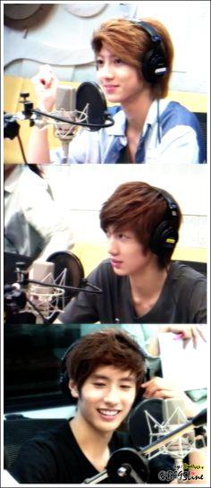 Maknae-Line ^ = Youngmin - = Kwangmin v = Minwoo Boyfriend kpop boyband