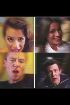 You're the One I Want Finchel Season 1 and 4