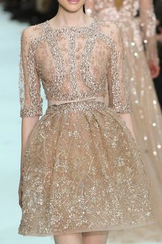 spring 2012 couture, fashion, elie saab