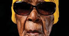 Susannah Mushatt Jones was born in Alabama on July Alabama, Which One Doesnt Belong, Old Person, Black Goddess, Italian Women, Ford Motor Company, African American History, Brooklyn, Flatiron Building