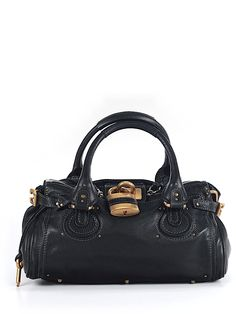 Check it out - Chloe Leather Satchel for $584.99 on thredUP!