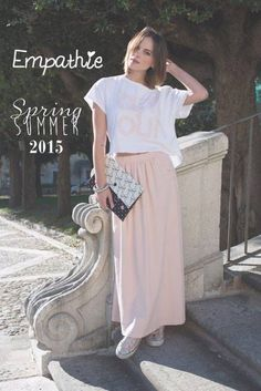 #empathie #romantic #girl #followme #outfit #springsummer #newcollection #tshirt # love #madeinitaly