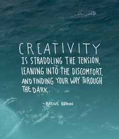 Monday Words: Brené Brown                                                       …