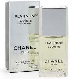 I tried it on in the store and got a lot of compliments--and it's for men! Egoïste Platinum Chanel for men