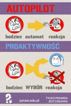Czym jest proaktywność? Jak ją stosować w czasie konfliktu? Infografika