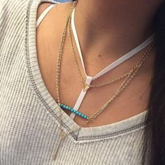 Layering statement necklace Brand new without tags. Gold. Similar necklaces available ❌NO TRADES❌ Jewelry Necklaces