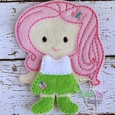 Flutter Doll